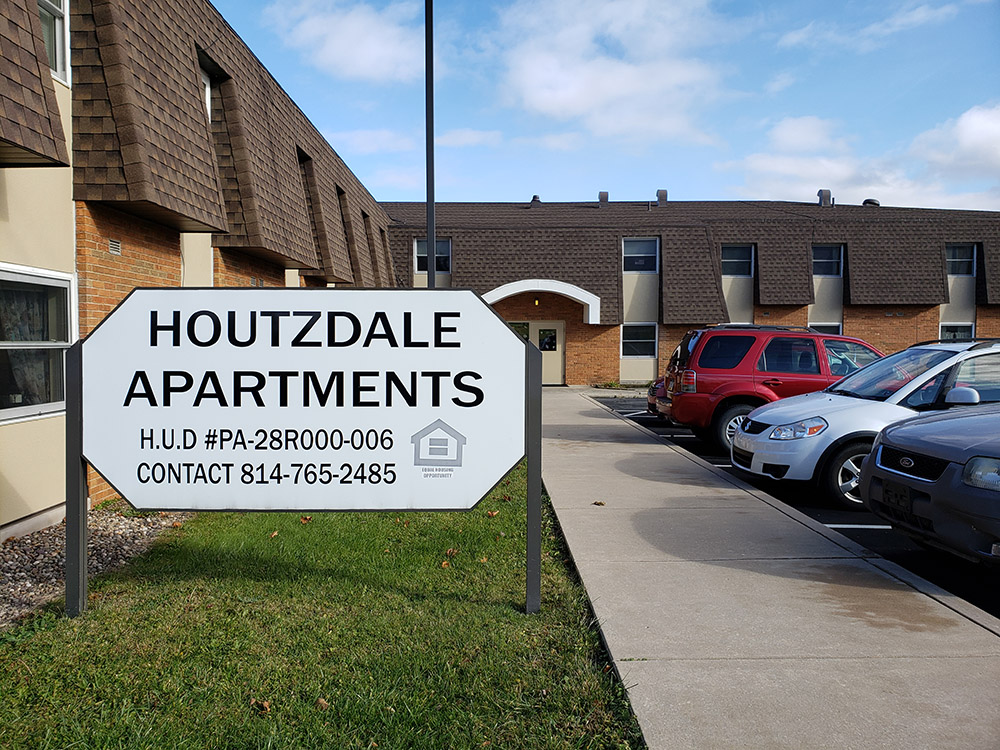Houtzdale Apartments